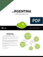 Guia de turismo argentina