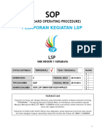 14. SOP Laporan Kegiatan LSP Ke BNSP