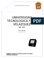 Universidad Tecnologica Fidel Velazquez