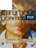 Cummings, E. E. - Poemas.