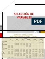 SAS_11. Seleccion de Variables