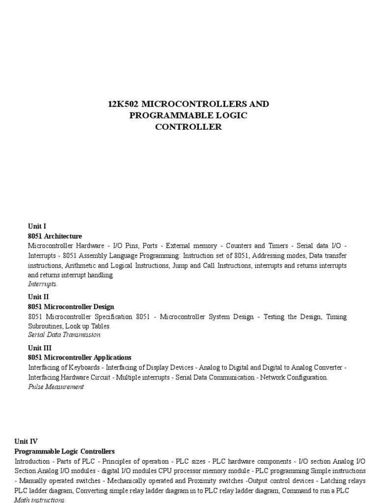 Mcplc programmable logic controller microcontroller ccuart Choice Image