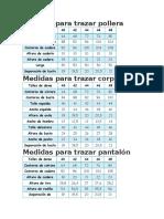 Medidas para trazar pollera.docx