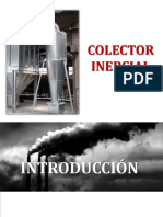 COLECTOR INERCIAL