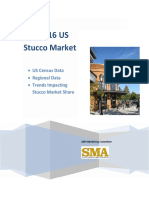 The US Stucco Report 2016