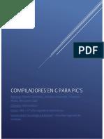 Compiladores en C Para Pic's - Monografía