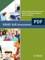 NBME Self Assessment Program Information Guide
