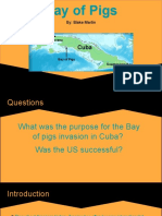 bay of pigs - apush