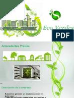 Eco Verde Ppt