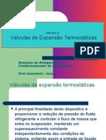 Valvulas expansao (1)