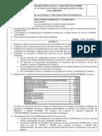 Economía y Organización de Empresas Nota 8 Opción A