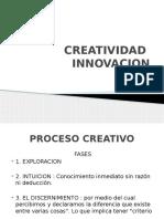Creatividad e Innovacion Etica