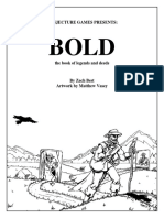 BOLD Universal PC Stories and Deeds Generator