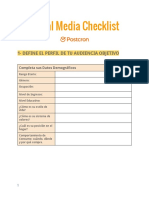 Social Media Checklist Postcron.pdf