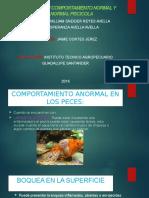 Etologia y Comportamiento Normal y Anormal Piscicola Miryan