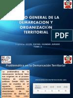 DEMARCACION_TERRITORIAL_TEMA_2_RAFAEL_SOT_ACOBAMBA.ppt