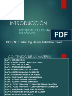 Clase1 Introduccion 1 2016 Metal y Maderas