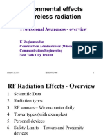 Slides_Environmental Effects of Wireless Radiation