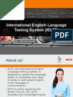 Ielts Preparation Courses in Thailand