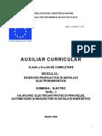 Incercari profilactice in instalatii electroenergetice (1).doc