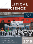 2016 Political Science Catalog