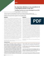 Caracterización atenciones kinésicas APS Antofagasta