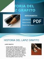 HISTORIA DEL LAPIZ GRAFITO.pptx