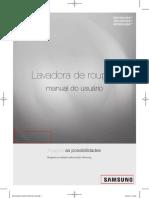 MANUAL Lava e Seca Samsung Siene WD103 10kg Branca - WD106UHSA-03223B-05_BPT_AZ-127_.pdf