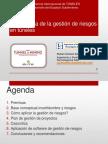 2. Ruben Gomez - Importancia Gestion Riesgos Tuneles 2014