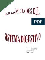 Enfermedades Del Sistema Digestivo YordanRD