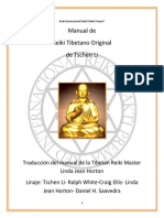 Manual de Reiki Tibetano