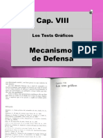 Los tests gráficos. Defensas en los tests gráficos. Elsa Grassano de Piccolo