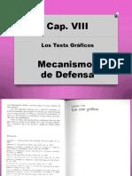 Los tests gráficos. Defensas en los tests gráficos. Elsa Grassano de Piccolo
