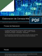 Elaboracion de Cerveza Artesanal (Procesos)