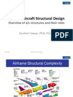 1 Roles of Aircraft Structures