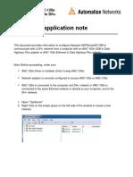 TopServer App Note