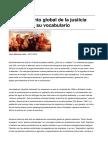 Sinpermiso-el Movimiento Global de La Justicia Ambiental y Su Vocabulario-2016!07!31