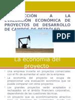 Evaluación de Proyectos Petroleros