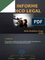 El Informe Pericial Medico Legal (1)