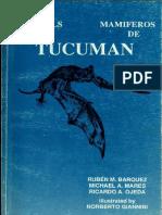 Los Mamíferos de Tucumán OCR.pdf