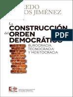 La Construcción del Orden Democrático - Ramos, Alfredo.pdf