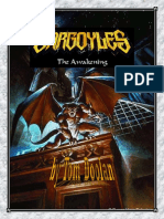 Gargoyles the Awakening