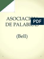 Tests proyectivo Asociacion de Palabras (Bell)