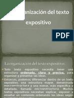 Organizacion Del Texto Expositivo (1)