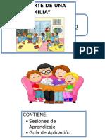 Proyecto 3 Años La Familia