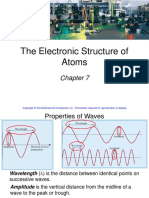 03 the Electronic Structure of Atom