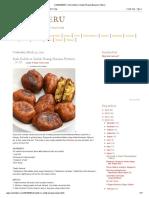 CAMEMBERU_ Kuih Kodok or Godok Pisang (Banana Fritters)