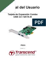 Manual Pdc3 Es