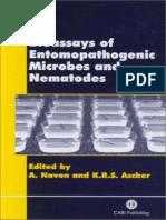 Bioassays of entomopathogenic microbes and nematodes.pdf