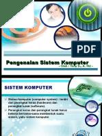 Pengenalan Sistem Komputetesr 140118211919 Phpapp01